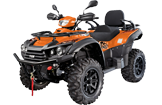 Blade 550 LT-EFI 4x4, FL, black,orange,white