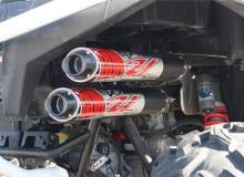 Polaris RZR XP 900/RZR 4 XP 900 (11-13) EVO Utility Full Dual System