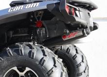 Can-Am Outlander 800R XT/1000XT (12-14) EVO UTILITY Slip On