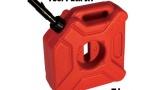 Nádoba na palivo Kolpin 5L
